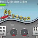 Игра  Hill Climb Racing бесконечные деньги