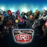 Игра Real Steel World robot boxing