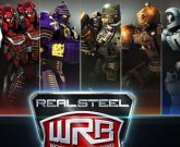 Игра Real Stell World Robot Boxing