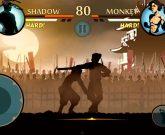 Игра Взломанный shadow fight