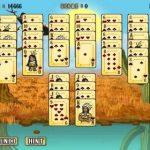 Игра Алжирский пасьянс