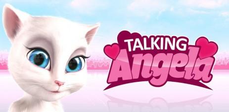 Игры Моя Говорящая Анжела