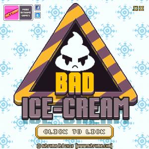 Игры Плохое Мороженое онлайн