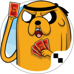 Игра Card Wars – Adventure Time