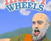 Игра  Happy Wheels 1.8.5