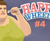 Игра Happy Wheels 4