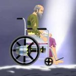 Игра Happy Wheels hacked