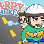 Игра  Happy Wheels полная версия