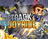 Игра Jetpack joyride на андроид