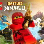 Игра Лего Ниндзя Го 2016