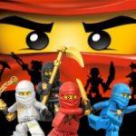 Игра Лего Ниндзя Го 3