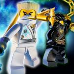 Игра Лего Ниндзя Го 4