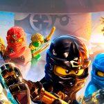 Игра Лего Ниндзя Го на русском