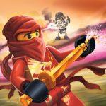 Игра Мультик лего Ниндзя Го 5