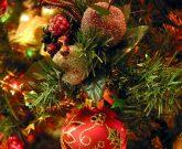 Игра Новый Год елка шарики хлопушки