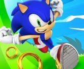 Игра Sonic Dash
