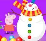 Игра Свинка Пеппа Новый Год 2016