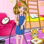 Игра Большая уборка в доме