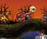 Игра Дави зомби 5