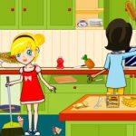 Игра Для девочек большая уборка