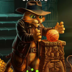 Игра  Инди Кот прохождение уровней