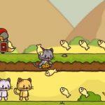 Игра Котята против лисят 4