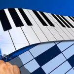 Игра Пианино плитки