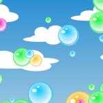 Игра Пузыри для детей