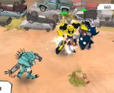 Игра Роботы под прикрытием 2015