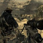 Игра Сall of duty modern warfare 4