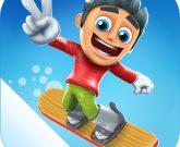 Игра Ski Safari