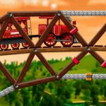 Игра Взрывать мосты