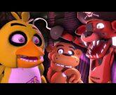 Игра 5 ночей с Фредди 2: Аниматроники