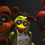 Игра Аниматроники five nights at freddy's