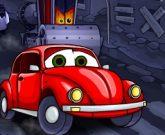 Игра Для детей машинки есть машину