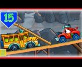 Игра Красная машинка 1