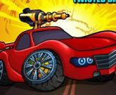 Игра Красная машинка 3