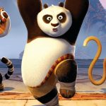 Игра Кунфу панда 3