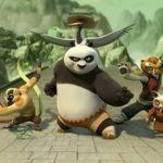 Игра  Кунг фу панда захватывающие легенды