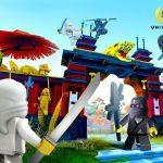 Игра Лего ниндзя 2