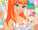 Игра Мама и малыш