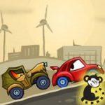 Игра Машина ест машину
