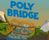 Игра Мост poly bridge