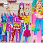 Игра Одевалки для девушек