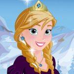 Игра  Одевалки принцесс