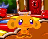 Игра Веселая обезьянка 4