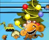 Игра Веселая обезьянка 5