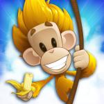 Игра Веселая обезьянка 7