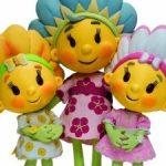 Игра  Фифи и цветочные малыши