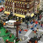 Игра Город лего